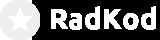 RadKod Logo